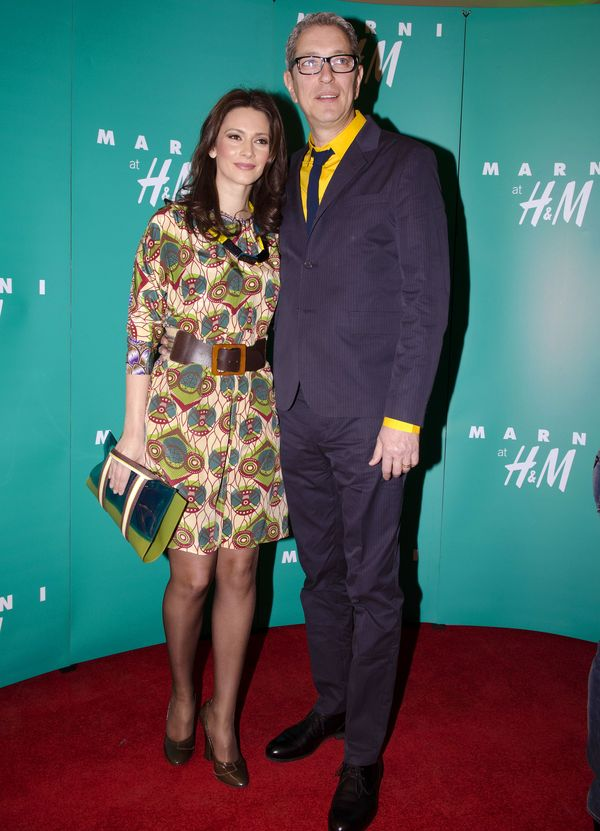 Andreea Berecleanu si Andrei Zaharescu