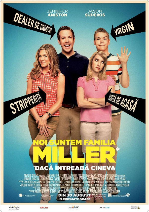 afis we're the millersR
