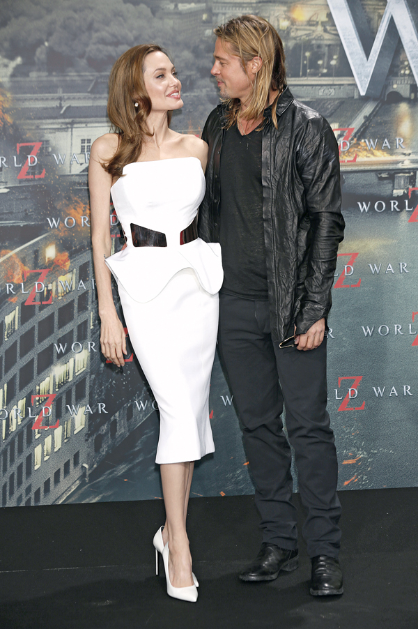 'World War Z' Berlin Premiere
