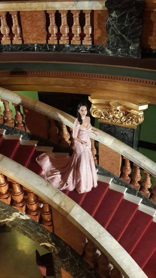 Andreea Marin roz