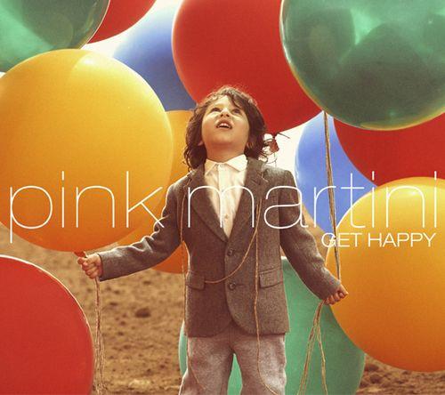 Get Happy Coperta