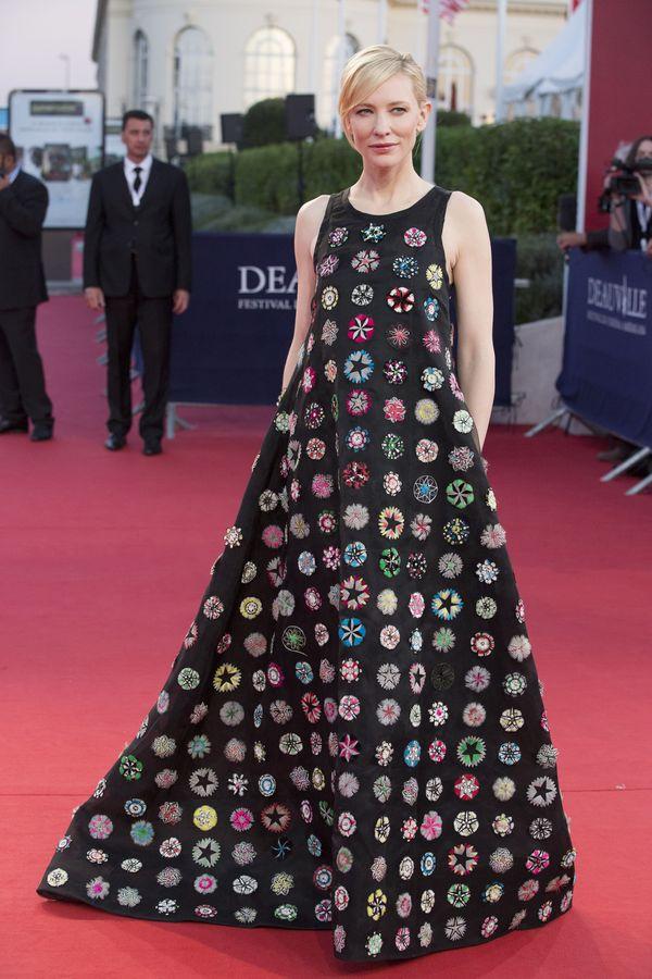 """Premiere du film """" Blue Jasmine """" et Hommage a Cate Blanchett au 39e Festival du cinema americain de Deauville"""