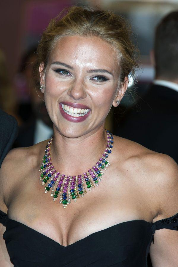 Scarlett Johansson Sala Grande