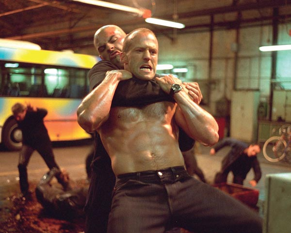 2002 - The Transporter - Movie Set