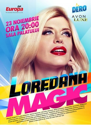 afis loredana magic