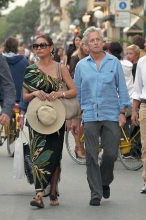 Michael Douglas und Catherine Zeta Jones