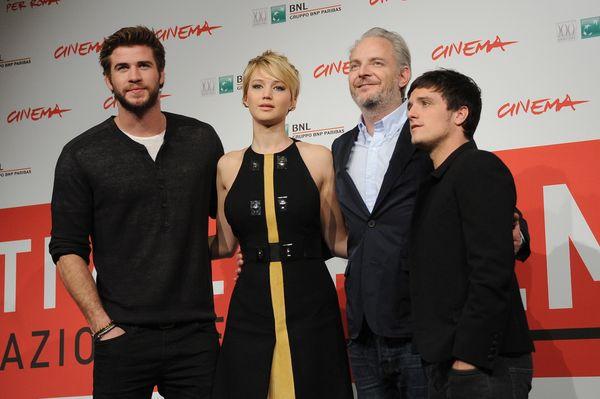 The Hunger Games: Catching Fire - photocallFestival Internazionale del Film di Roma 2013Rome - Italy