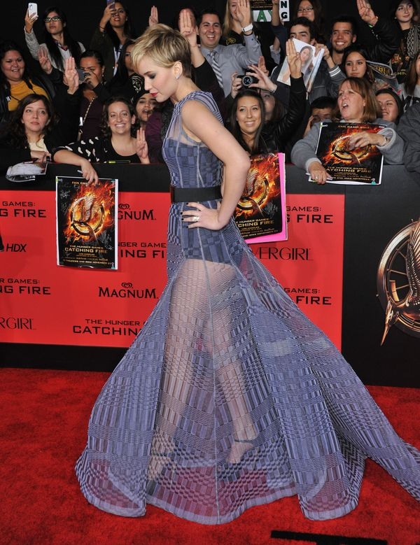 'The Hunger Games: Catching Fire' Los Angeles Premiere