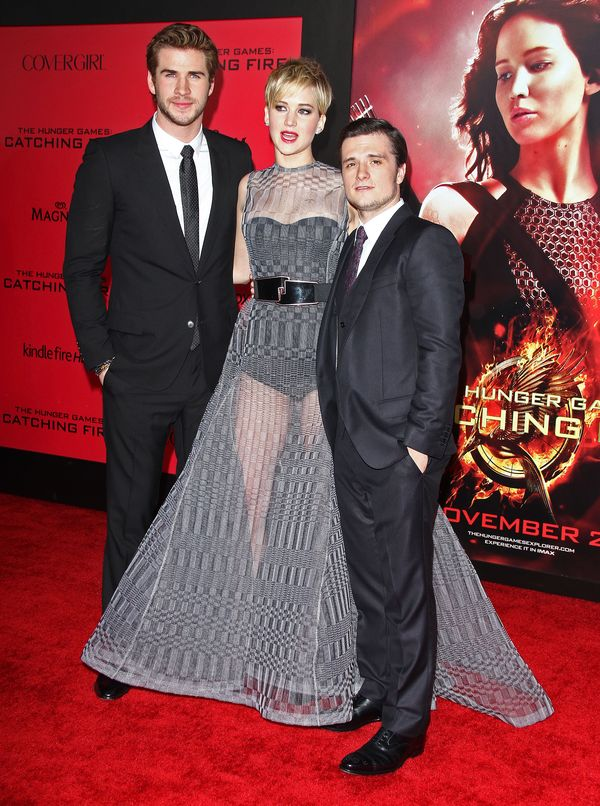 More Celebs at The Hunger Games: Catching Fire Premiere in LA