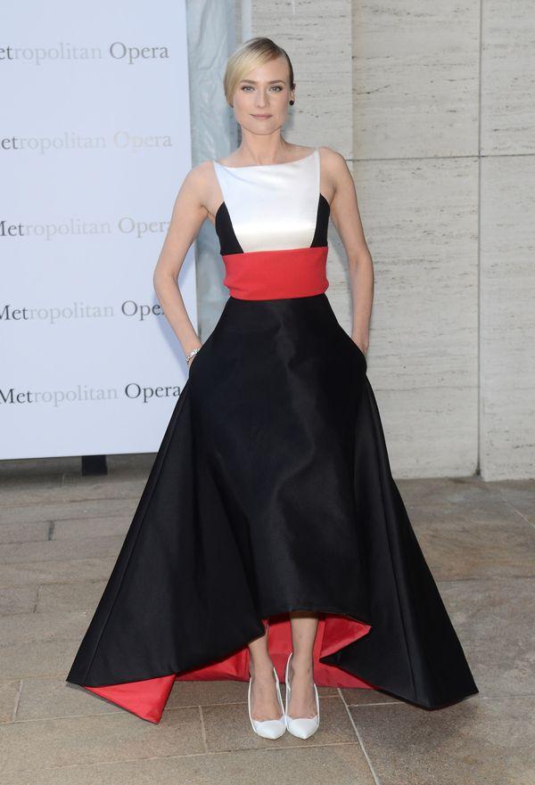 Met Opera Season Opening 2013, New York, America - 23 Sep 2013