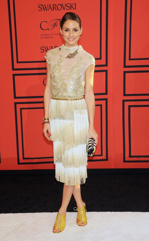 2013 CFDA Fashion Awards, New York, America - 03 Jun 2013