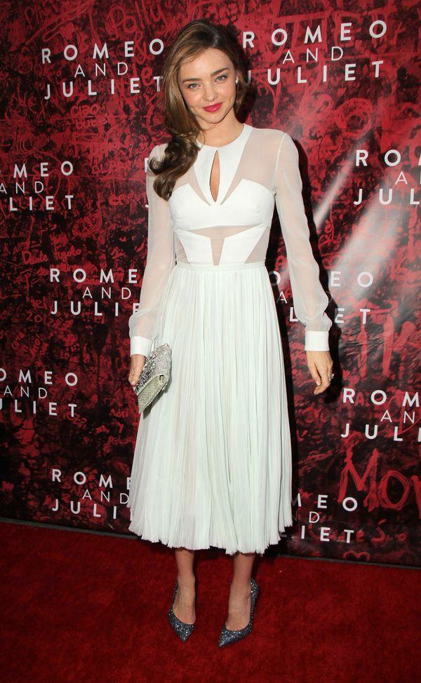 'Romeo & Juliet' play, Opening Night, Broadway, New York, America - 19 Sep 2013