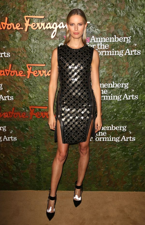Wallis Annenberg Center for the Performing Arts inaugural gala presented by Salvatore Ferragam, Los Angeles, America - 17 Oct 2013