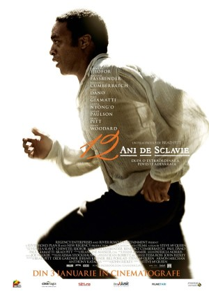 12 Years a Slave afis