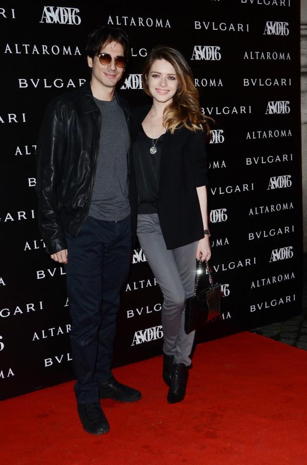 Alexandra Dinu si Luca Bastianello