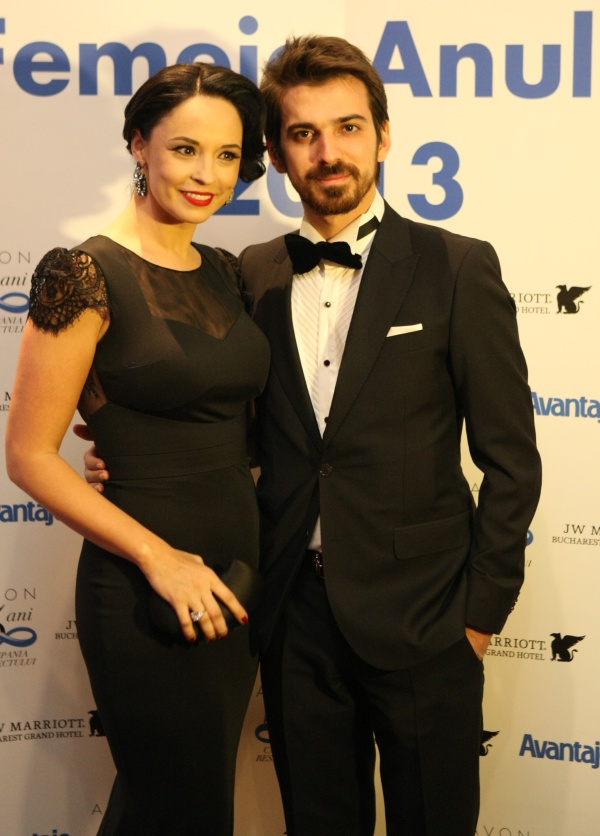 Andreea Marin si Tuncay Ozturk