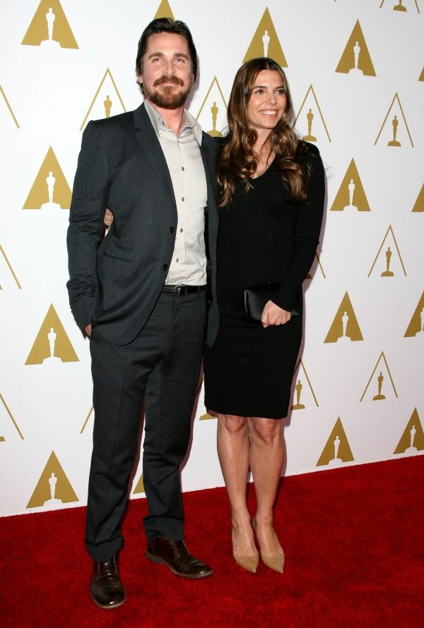 Christian Bale si Sand... Sandra Bullock