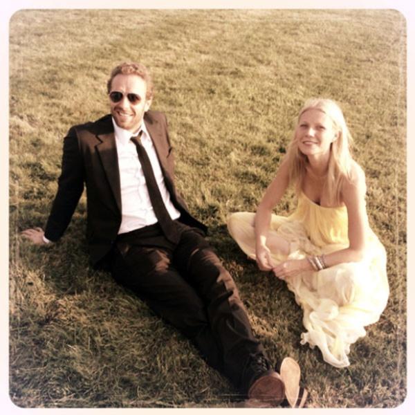 Gwyneth Paltrow si Chris Martin