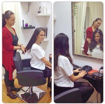 hair styling3