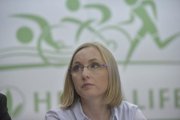 Gabriela Szabo, Ministrul Tineretului si Sportului