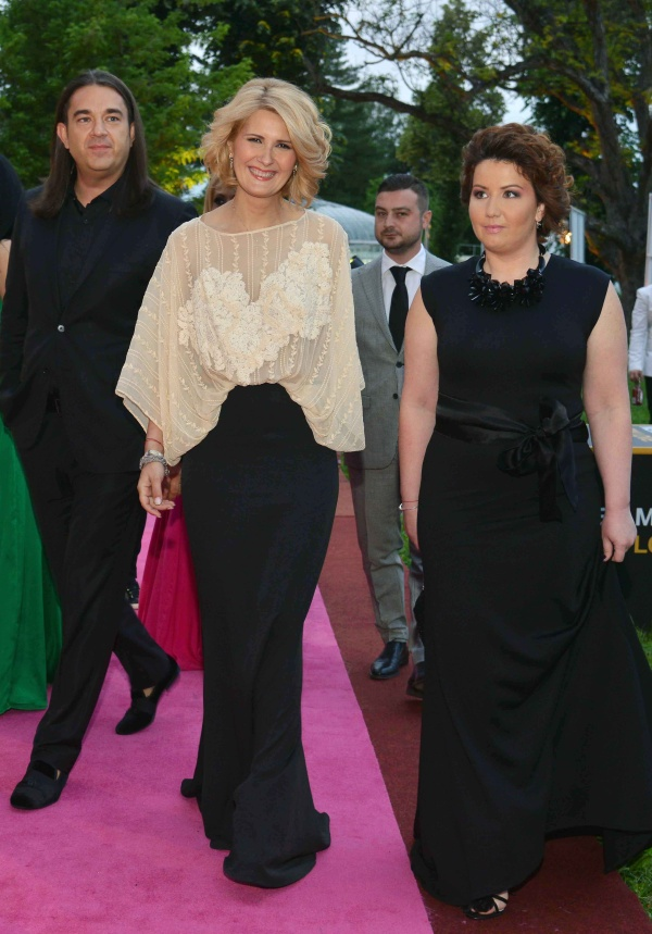 Alessandra Stoicescu, Sabina Iosub si Sergiu Constantinescu