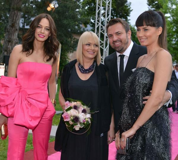 Andreea Raicu, Alice Dumitrescu, Horia Brenciu si Roxana Voloseniuc