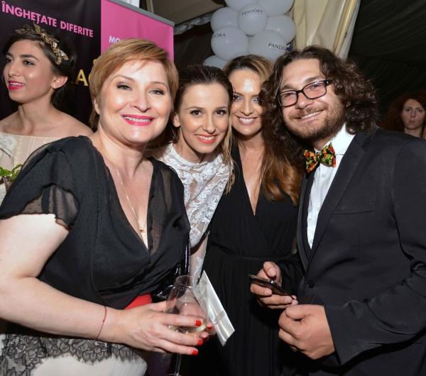 Cristina Stanciulescu, Dana Rogoz, Cristina Sima si Florin Dumitrescu