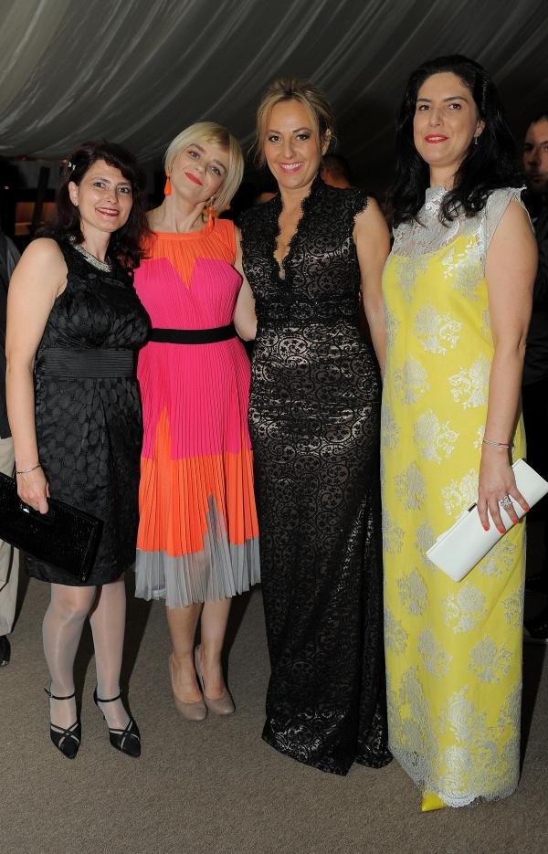 Gianina Corondan, Florentina Opris si Cristina Lazar