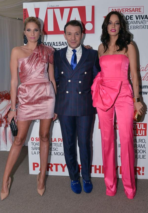 Ileana Badiu, Stephan Pelger si Andreea Raicu
