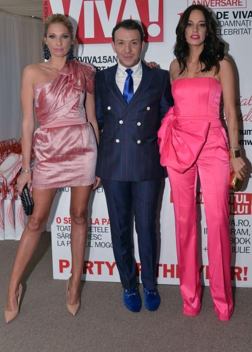 Ileana Badiu, Stephan Pelger si Andreea Raicu1