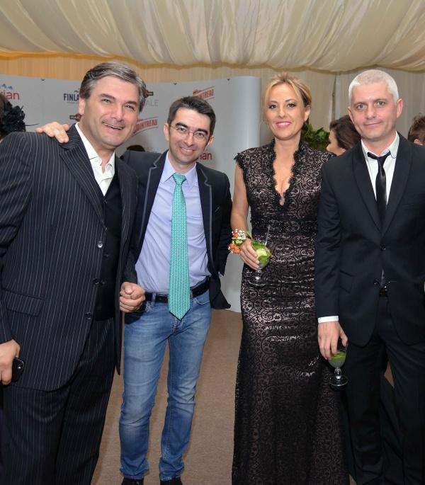 Mircea Radu, Mihai Gainusa, Florentina Opris, Virgil Iantu