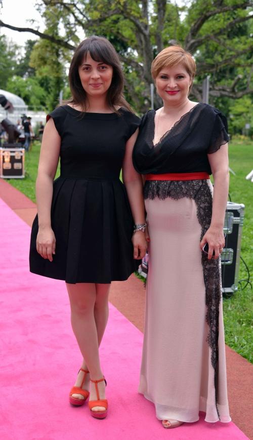 Roxana Constantinescu si Cristina Stanciulescu (Ringier)