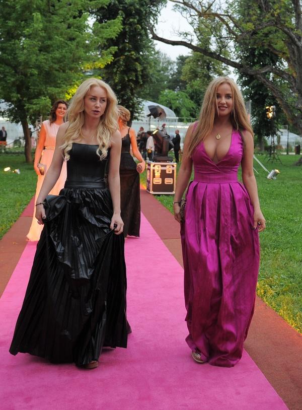 Iris Serban si Tania Budi