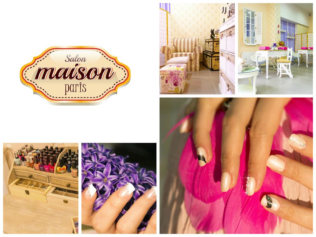 Castiga una dintre cele 4 manichiuri semipermanente oferite de salon maison p - Salon de la maison paris ...