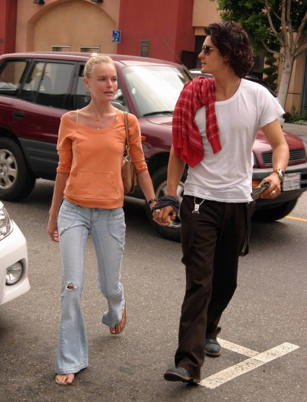 Orlando Bloom şi Kate...