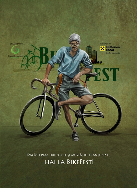 Hai la BikeFest 2014 site