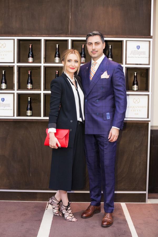 Alina Sorescu si Alexandru Ciucu