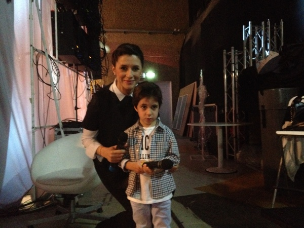 Iuliana si fiul ei1