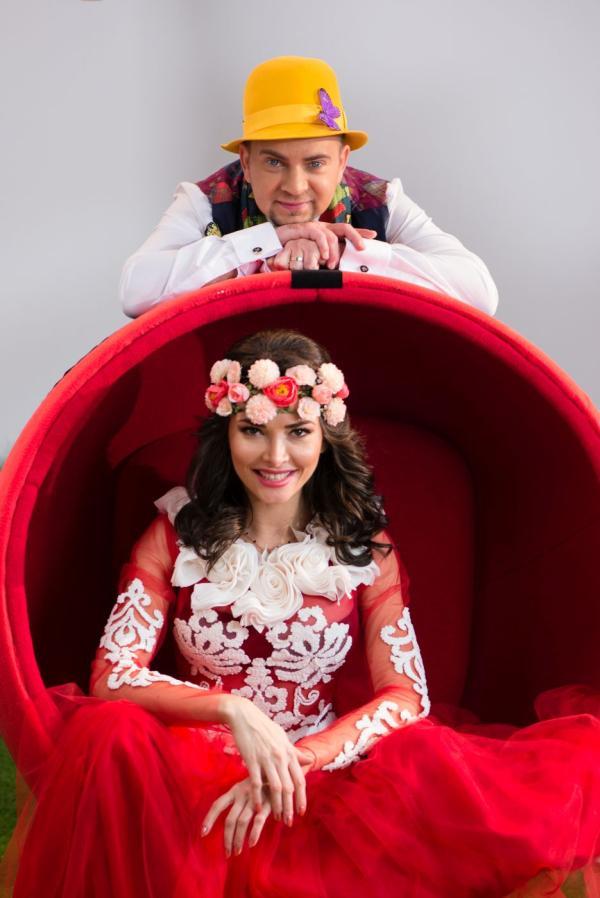 Alina Puscas si Cosmin Selesi