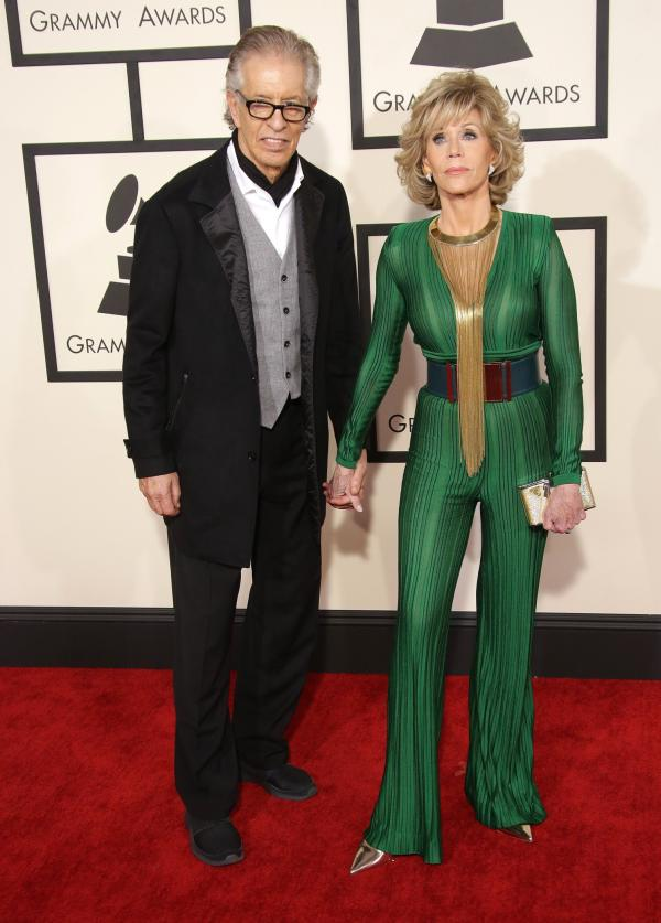 Jane Fonda si Richard Perry - Viva!