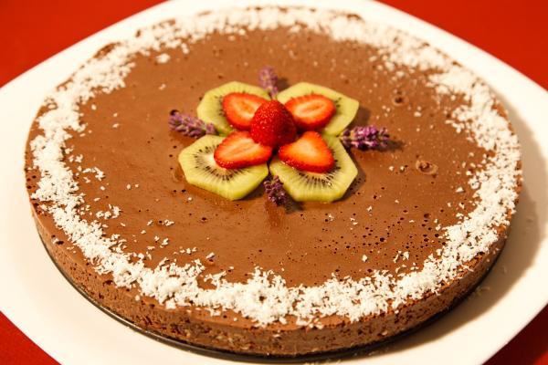 Tort de ciocolata si menta1