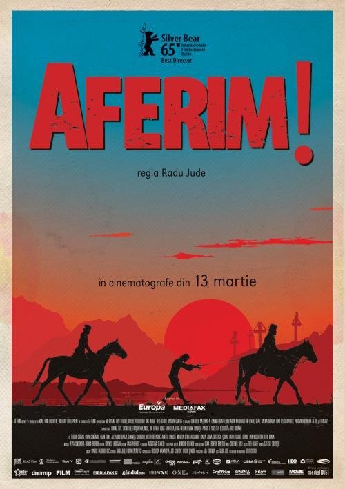 AFERIM!_POSTER ROMANIA1