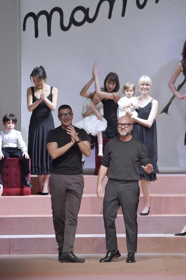 Stefanno Gabbana si Domenico Dolce