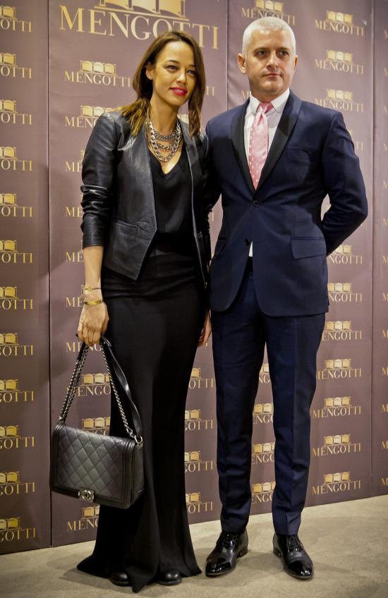 Andreea Raicu si Virgil Iantu