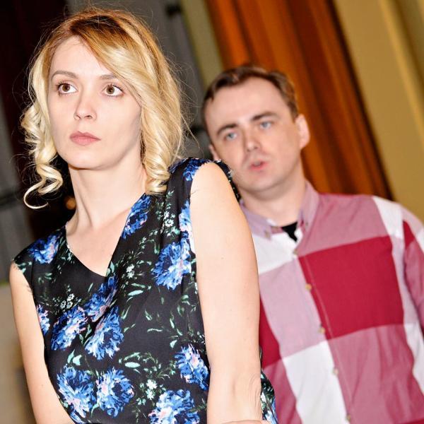 Diana Dumitrescu si Alexandru Suciu