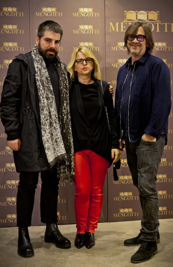 Maurice Munteanu (Elle), Dana si Stephane Maitec