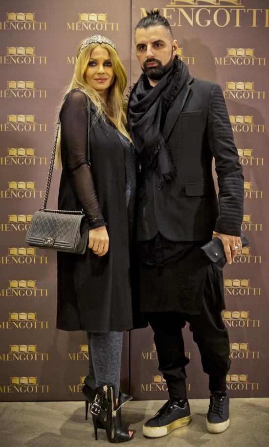 Monica Munteanu si Denis Radu