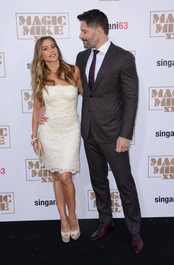 Sofia Vergara si Joe Manganiello