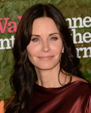COURTNEY COX @ the Wallis Annenberg center for the performing arts inaugural gala held @ the center. October 17, 2013