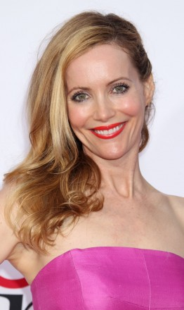 Leslie Mann, The Other Woman L.A. Premiere at the Regency Village Theatre, Westwood, California. April 21, 2014. (Pictured: Leslie Mann) Photo by Baxter/AbacaUSA.Com